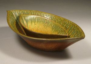 Variation of leaf bowls