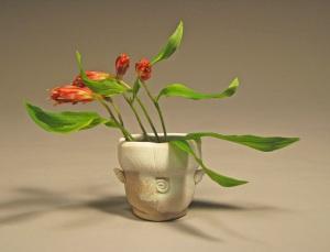 Small Porcelain Vase